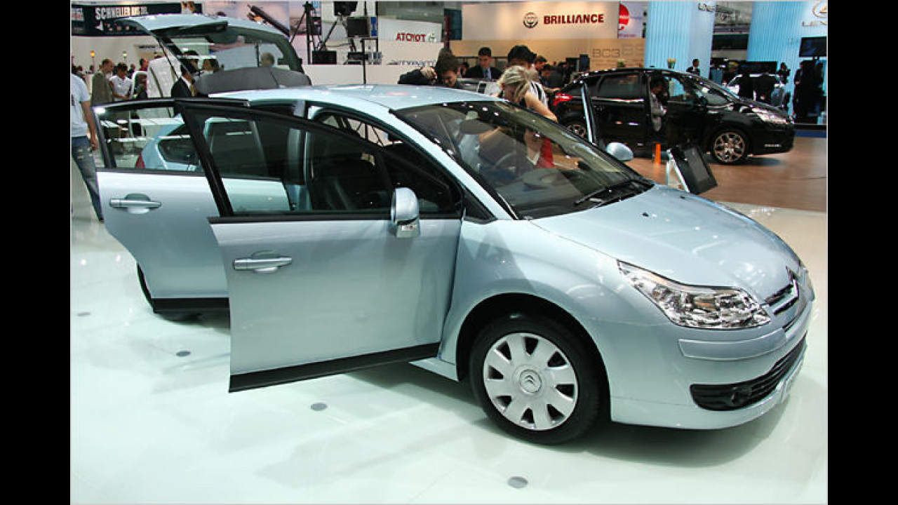 Citroën C4 BioFlex