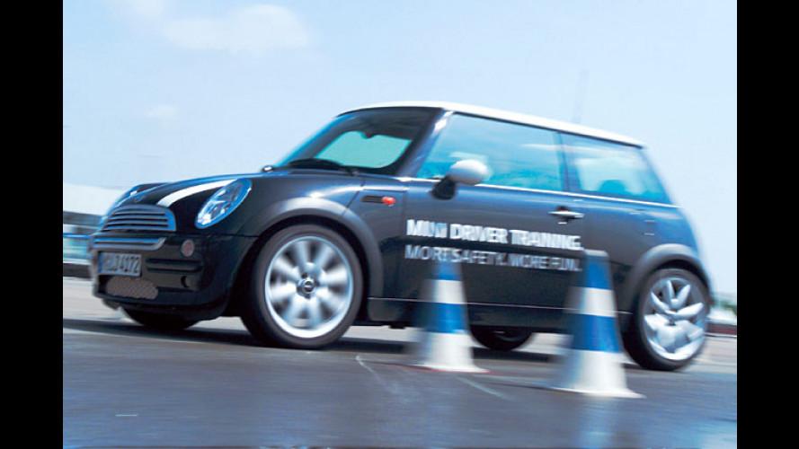 Mini Driver Training: Sicherheit durch Training für den Mini