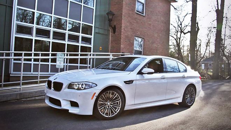 Switzer launches modified BMW M5 with 700 HP
