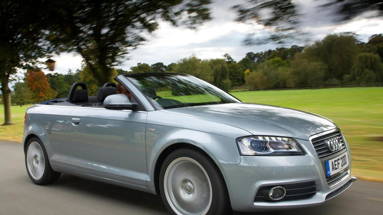 Audi A3 Cabriolet Final Edition 30.1.2013