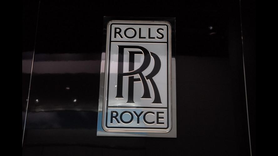 Rolls-Royce al Salone di Francoforte 2009