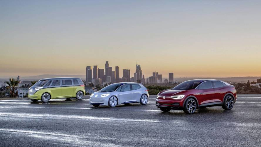 Amerikában egy SUV lesz a VW első elektromos modellje