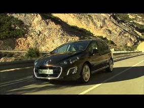 ► Peugeot 308 SW - facelift 2012