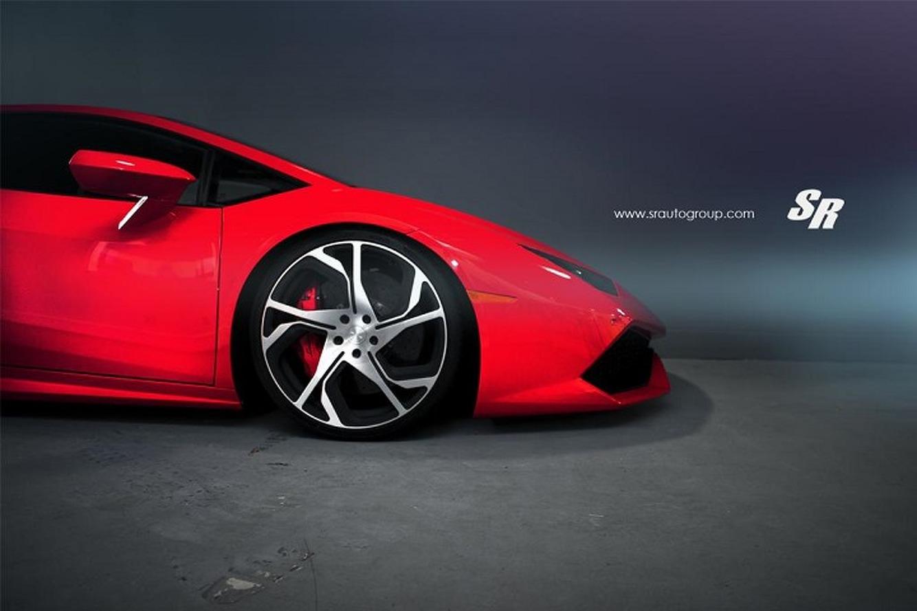 Pur Wheels Plus Lamborghini Huracan Equals Perfection
