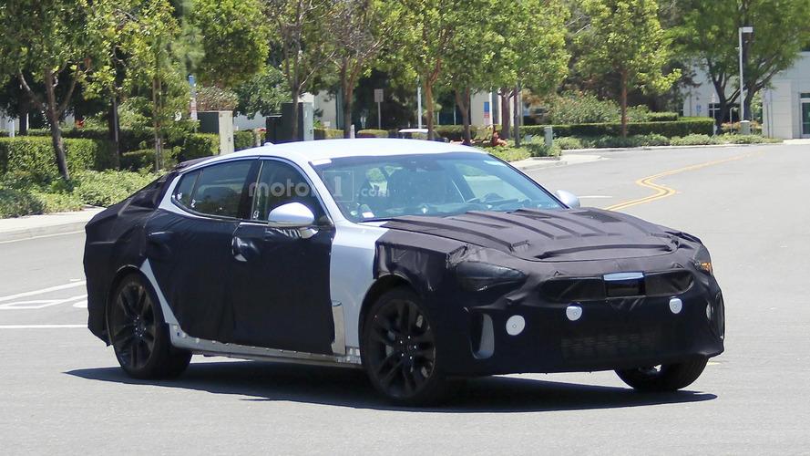 La prochaine Kia GT avec plus de 300 chevaux ?