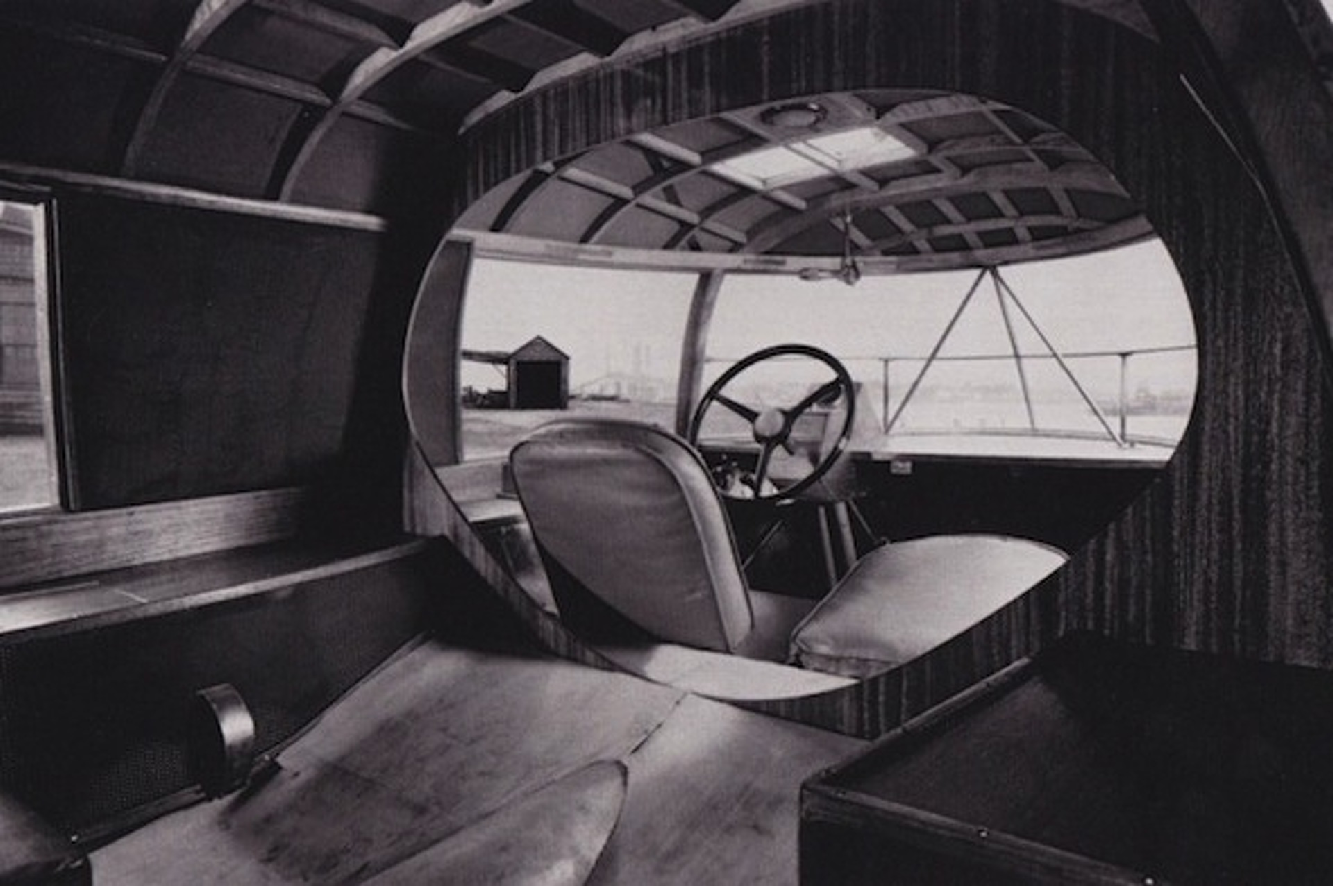 Buckminster Fuller's Dymaxion: A Car as Unconventional as its Creator