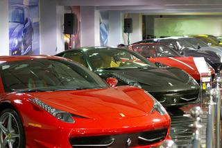 Steve Wynn Gives Ferrari Dealership the Boot