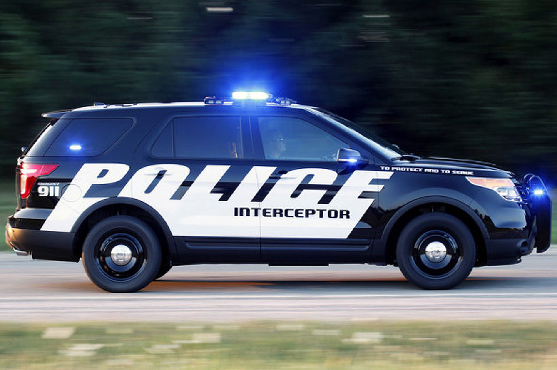 Police Opting For SUVs Over Sedans