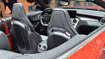 Mercedes C Class Cabrio