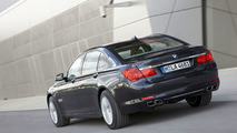 2010 BMW 7-Series High Security