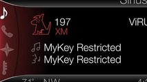 2011 Ford MyKey offers speed and radio restrictions for teens [video]