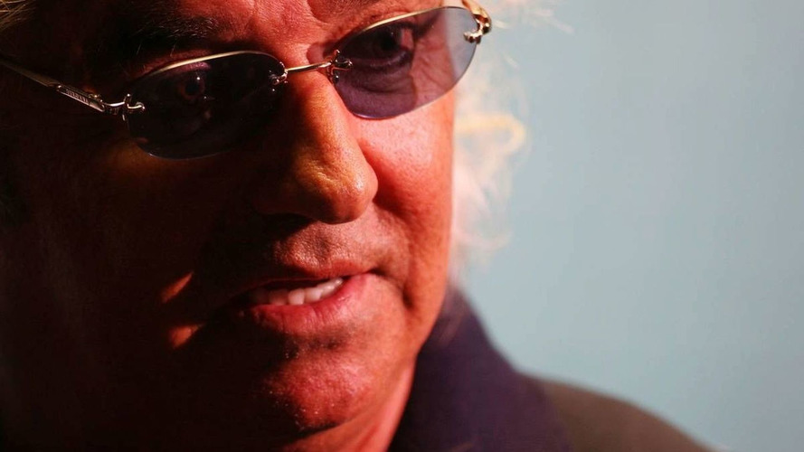 Briatore linked with Italian football role