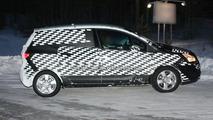 Opel Meriva prototype spy photo