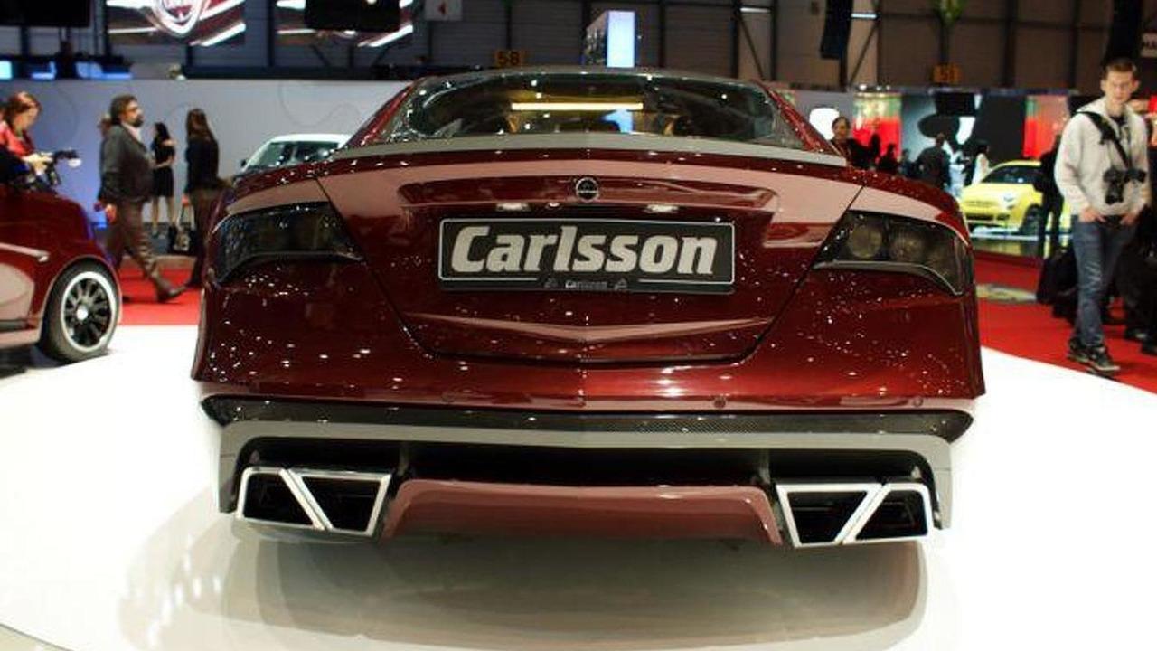Super GT Carlsson C25 Royale live in Geneva, 673 - 02.03.2011