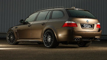 G-POWER E61 M5 HURRICANE RS Touring 21.02.2011