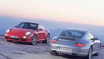 All-wheel-drive Porsche 911