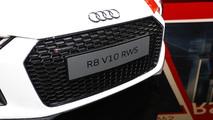 Audi R8 V10 RWS - Frankfurt
