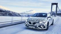 2018 Renault Megane RS resmi fotoğraflar
