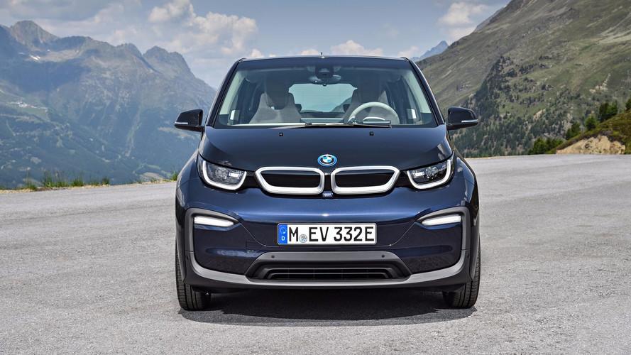 2018 BMW i3 et i3s