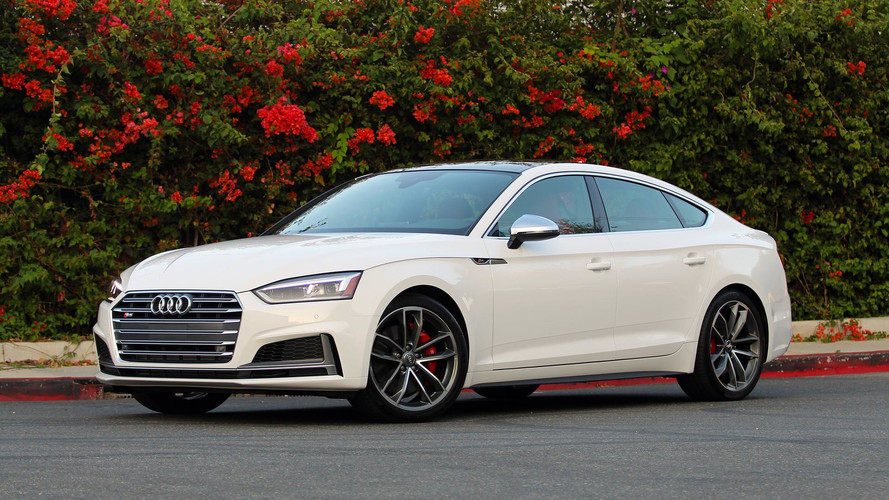 2018 Audi S5 Sportback Review: The One To Get