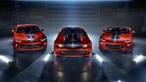 2018 Chevrolet Camaro Hot Wheels Edition