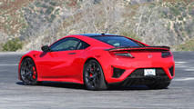 2017 Acura NSX: Review