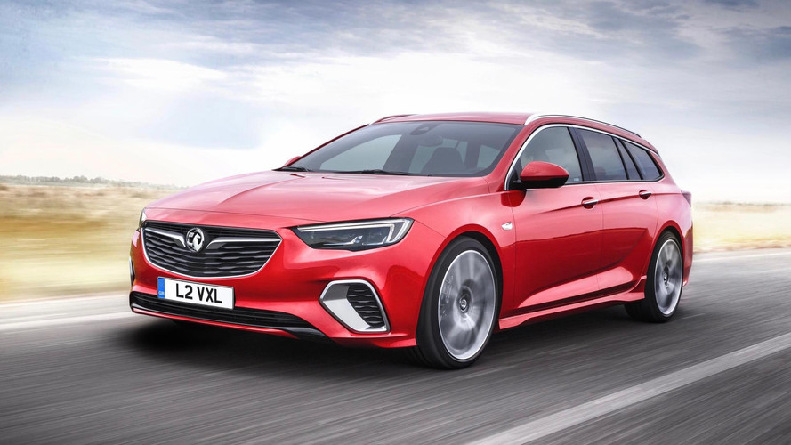 Hot Insignia GSi priced from £33375
