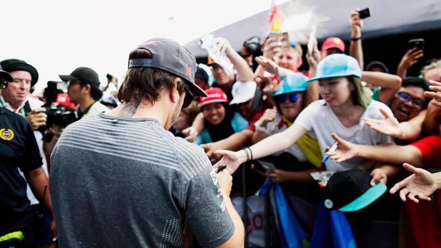 Según una encuesta de la F1, Alonso es el piloto más conocido