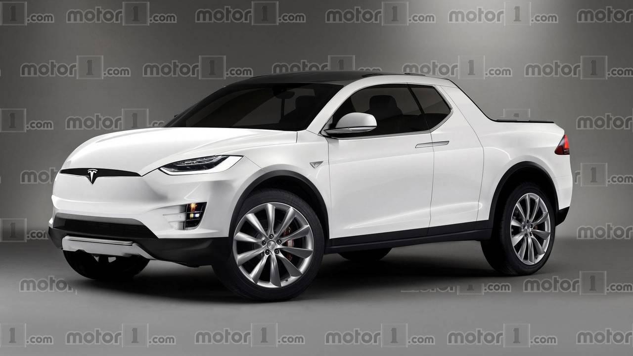 2019 Tesla Pickup