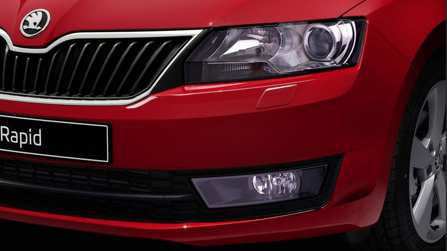 2014 Skoda Rapid gains a new engine, upgraded interior