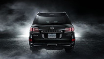 Lexus LX 570 Supercharger