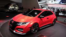 Honda Civic Type R concept debut in Geneva