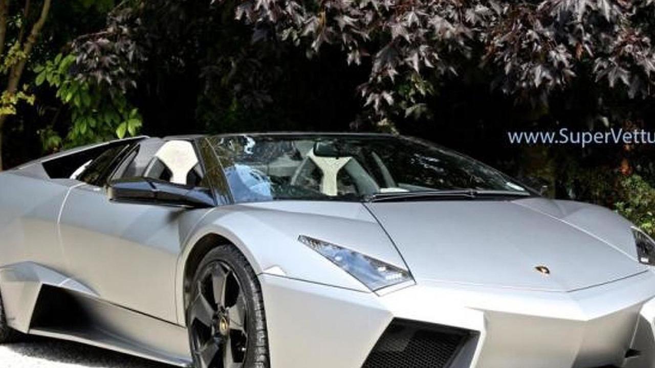 2010 Lamborghini Reventon Roadster 10.10.2013