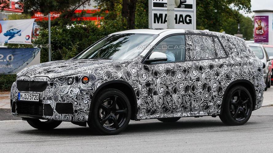 BMW X2 three-door coupe coming in 2016 - report