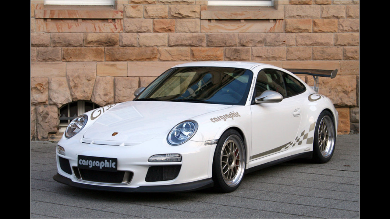 Cargraphic 911 GT3
