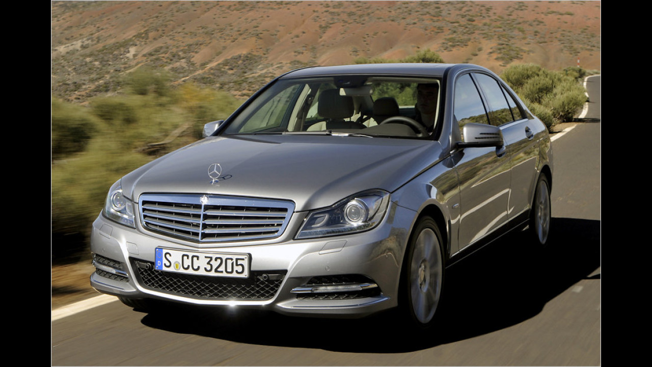 Mercedes C 250 CDI BlueEfficiency Classic 4Matic