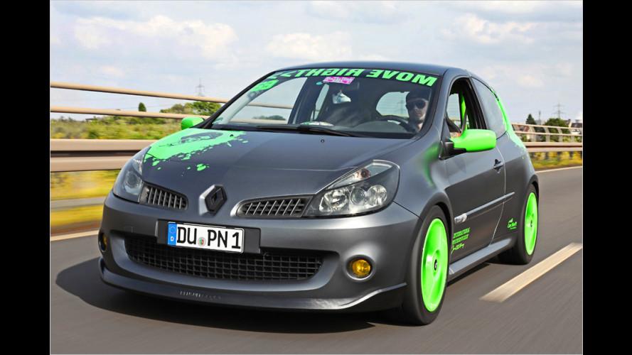 Noch mehr Power: Renault Clio R.S. von Cam Shaft