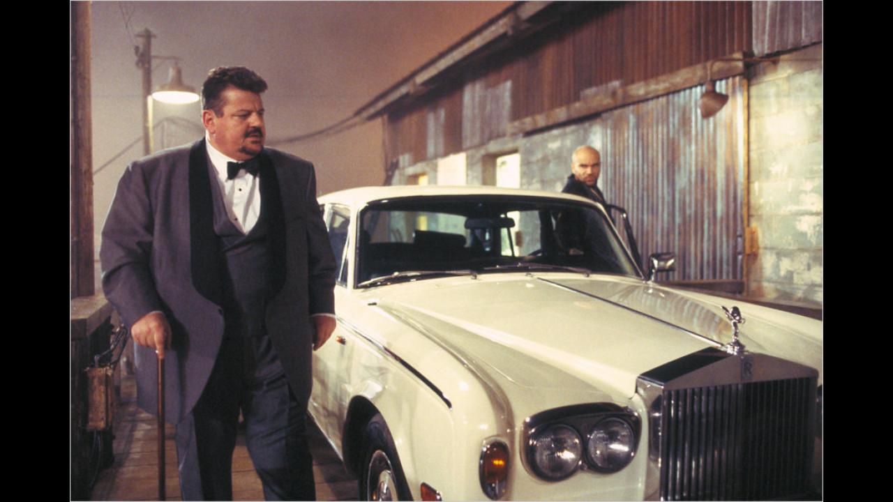 Die Welt ist nicht genug (1999): Rolls-Royce Silver Shadow