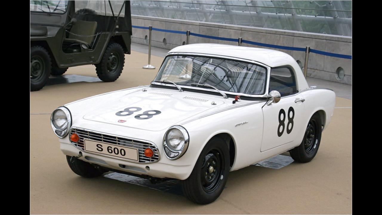 Honda S 600 (1964)