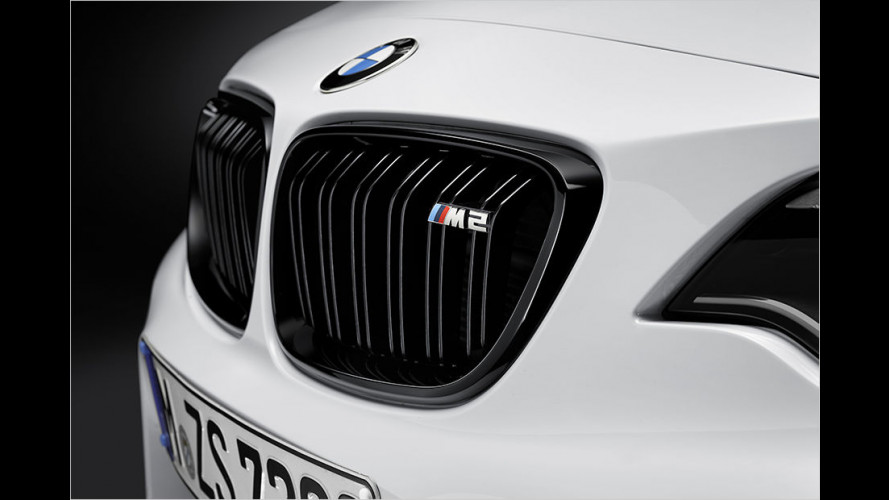 BMW M2 und M4: Schärfer ab Werk