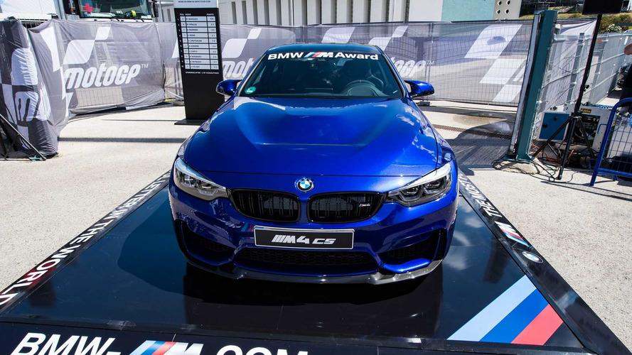 BMW M4 CS - Moto GP