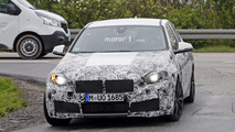 2019 BMW 1 Series (Possible M140i) spy photos