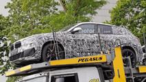 BMW X2 Front Spy Photos