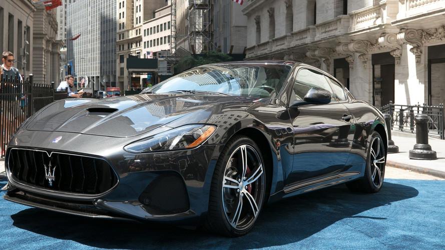 Yeni Maserati GranTurismo'da Alfieri detayları var