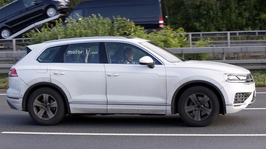 Le nouveau VW Touareg sera bien présenté avant la fin de l'année
