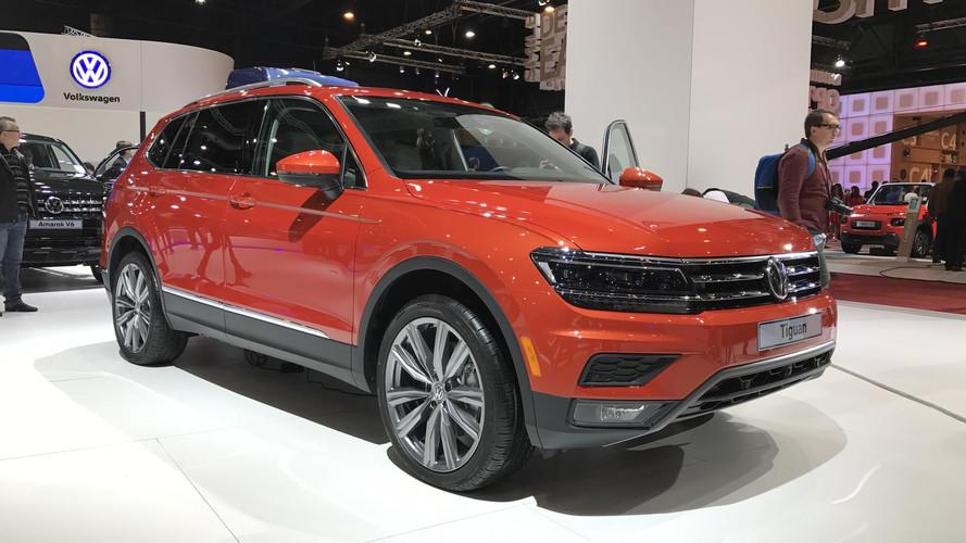 VW Tiguan Allspace chega à Argentina em novembro; No Brasil, só em 2018