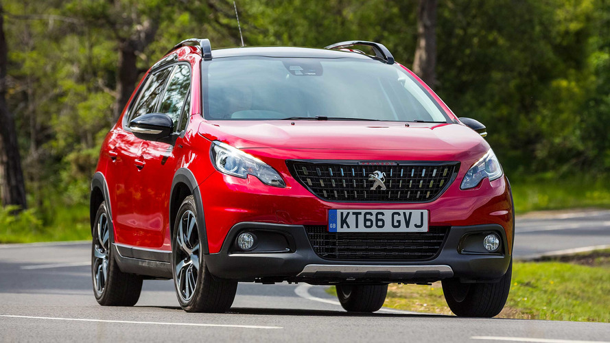 2017 Peugeot 2008 Review