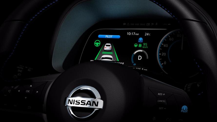 La nouvelle Nissan Leaf sera équipée du système ProPilot