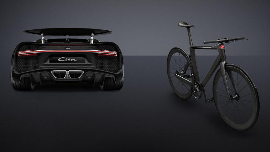 Esta bicicleta de Bugatti cuesta 36.000 euros