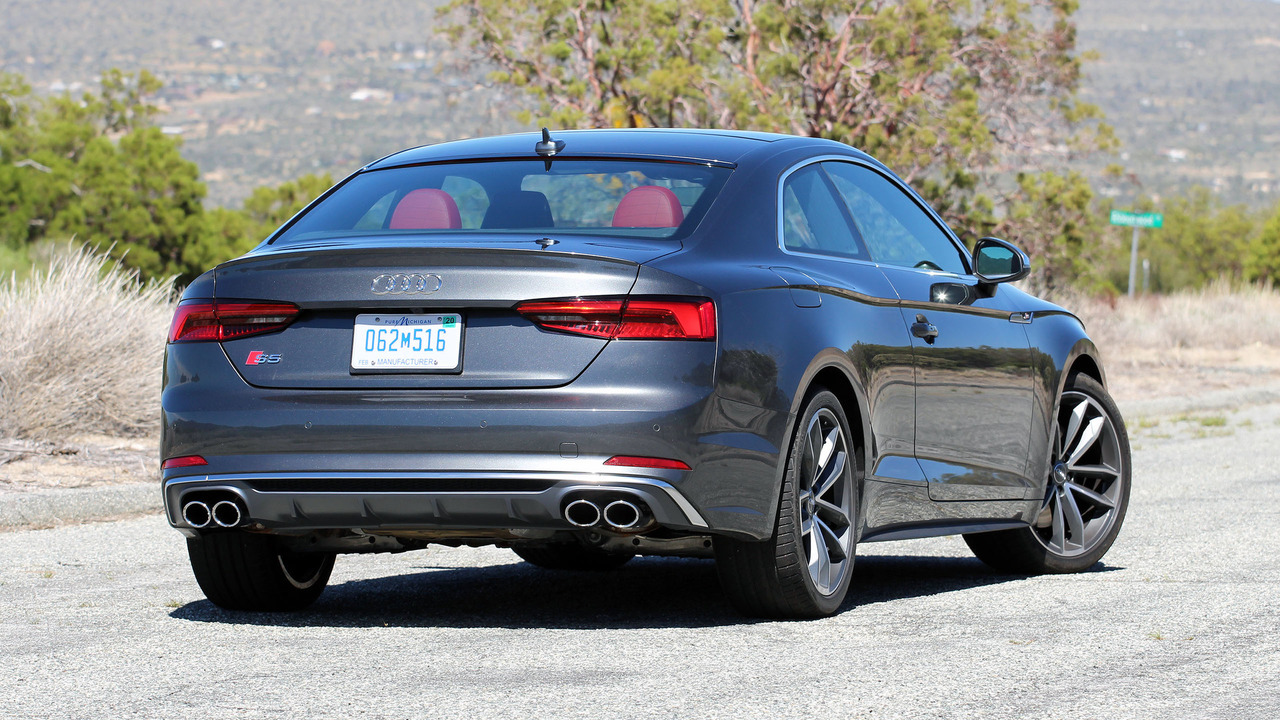 New Audi S5 Sportback 2016 review  Auto Express